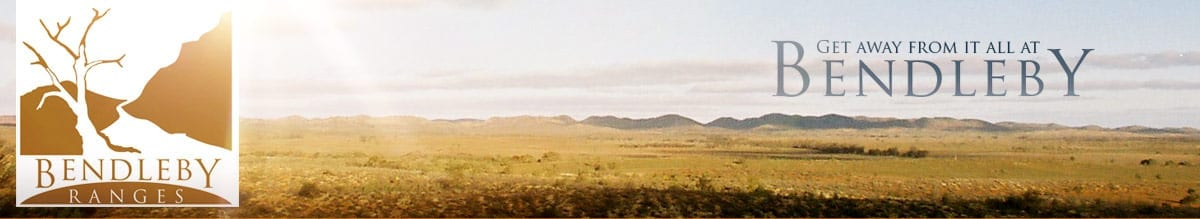 Bendleby Ranges header image