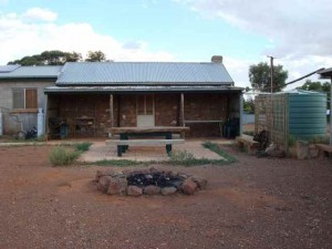 Shearers Quarters BBQ Area