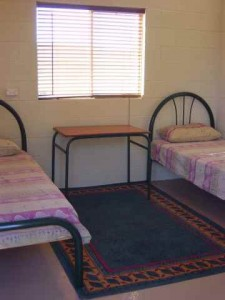 Shearers Quarters Bedroom
